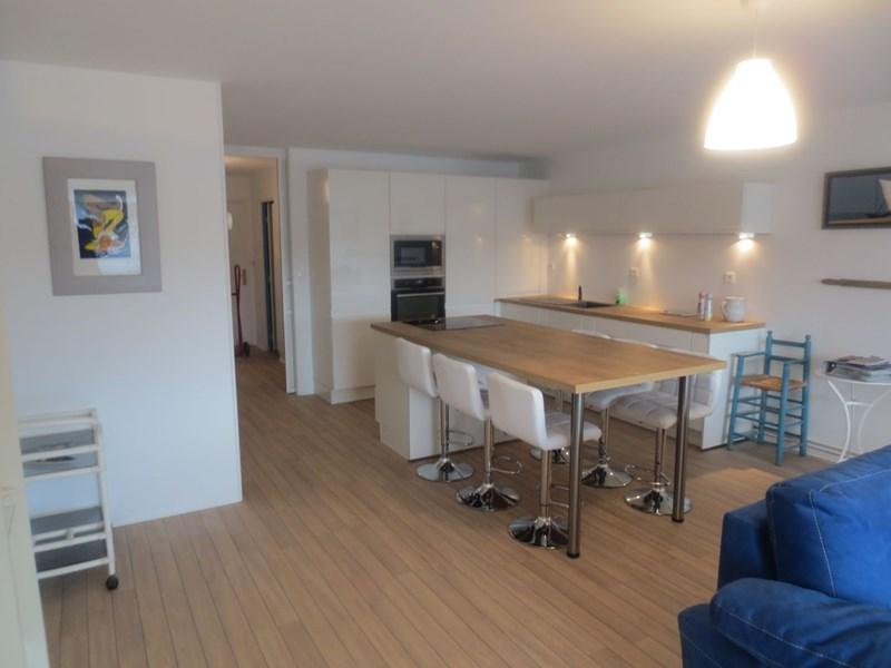 Location studio cabine 4 personnes le touquet paris plage for Deco cuisine hardelot