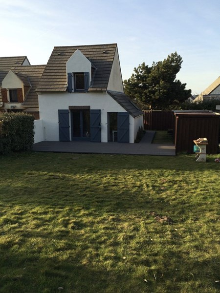 LES COTTAGES T3 LE TOUQUET PARIS PLAGE