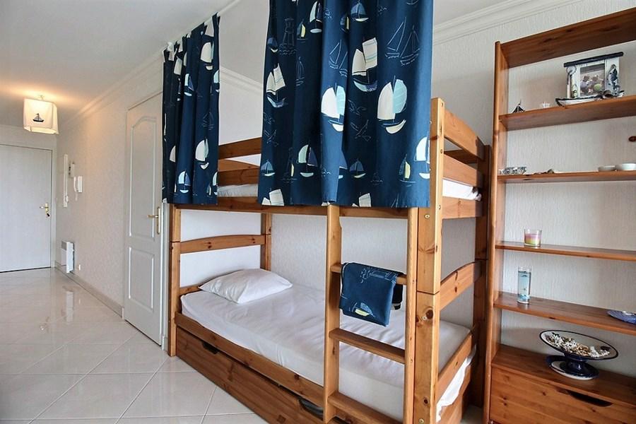 ESCALE T2 cabine  LE CROTOY